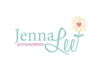 Jenna Lee Logo Design